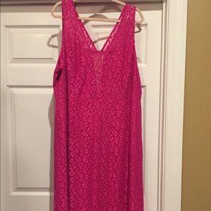 Lane Bryant Lace Dress 22/24